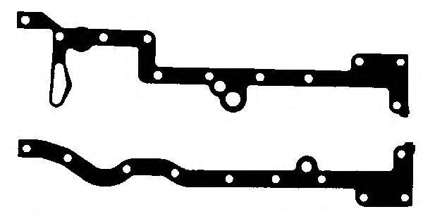 153553601 Прокладка масляного поддона Ford Mondeo/Transit 2.0TDCi/2.4TDCi 00