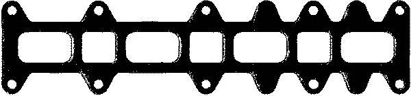 722140 Прокладка впуск. коллектора FIAT 2,3 02-