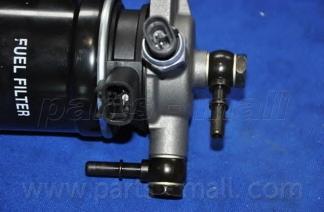 PCAR08 Фильтр топливный HYUNDAI SANTA FE 06- DIESEL