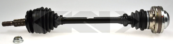 24152 Приводной вал Fr L VW T5 TDI