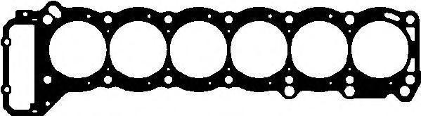 10089700 Прокладка ГБЦ TOYOTA: LAND CRUISER 4.5 EFi 4x4/4.5 MPFi 4x4 84-, LAND CRUISER 100 4.5/4.5 i 98-, LAND CRUISER 80 4.5 24