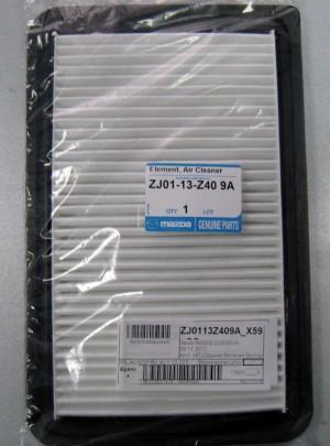 ZJ0113Z409A Фильтр воздушный Мазда 2  3   1.6L