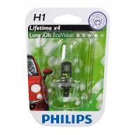 12258LLECOB1 Лампа H1 Long Life ECO 12V 55W (blister 1шт.)