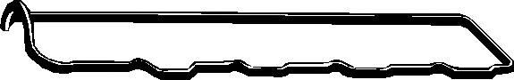 332542 Прокладка клапанной крышки MITSUBISHI PAJERO/HYUNDAI PORTER 2.5TD 90-04