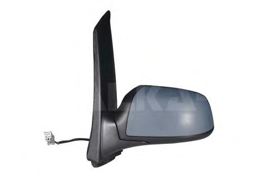 9240399 Зеркало заднего вида FORD FOCUS/C-MAX 03- правое электр.c подогрев.грунт.