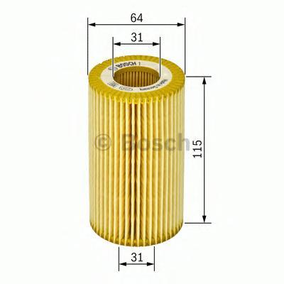 1457429263 Фильтр масляный MB W202/203/210/211/220 2.4-6.0