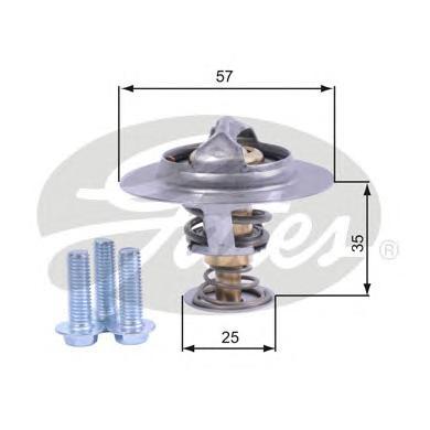 TH44390G1 Термостат VOLVO S40/S60 2.4/2.5T 04-