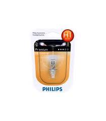 12258PRB1 Лампа галогенная блистер 1шт H1 12V 55W P14.5S PREMIUM (На 30% больше света на дороге)