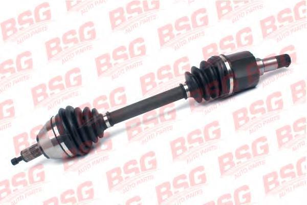 BSG30350010 Приводная полуось в сборе - левая / C-Max, Focus-II (механ. КПП) 03~