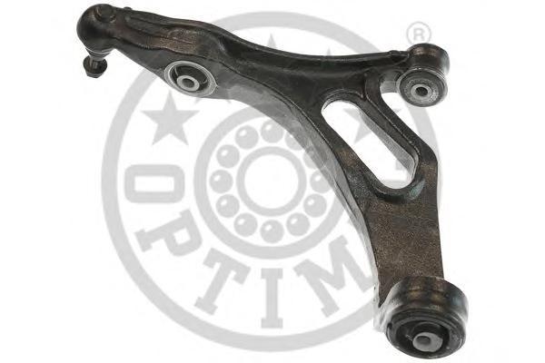 G61041 Рычаг AUDI Q7/VW TOUAREG 03-/PORSCHE CAYENNE 03- пер.подв.нижн.лев.(сталь)
