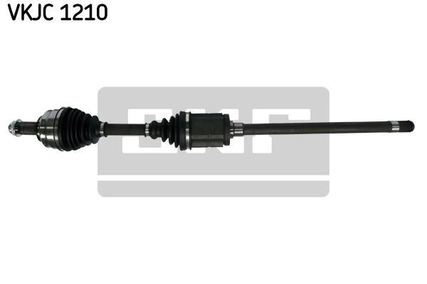 VKJC1210 Привод в сборе BMW X5 E53 3.0-4.8 00-06 пер.прав.