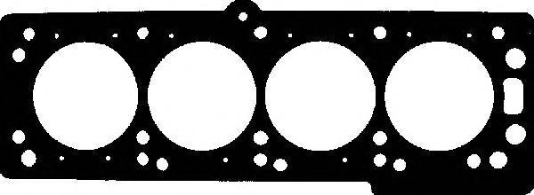 613443500 Прокладка ГБЦ Opel Astra 2.0 16V Z20LET 02