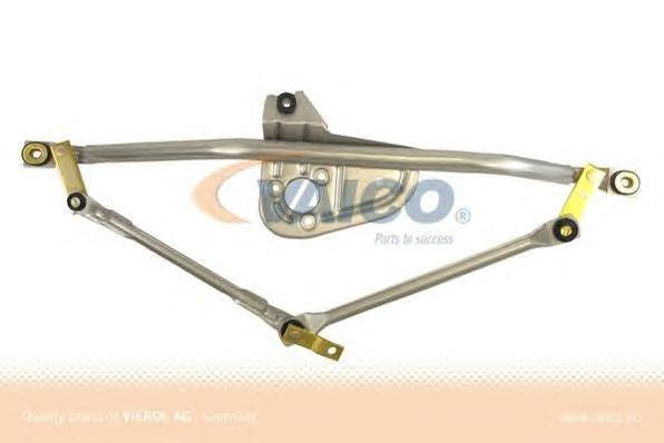 V101579 Трапеция стеклоочистителя AUDI A4/PASSAT -01