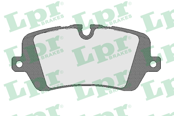 05P1801 Колодки тормозные LAND ROVER RANGE ROVER IV 12-/SPORT 13- задние