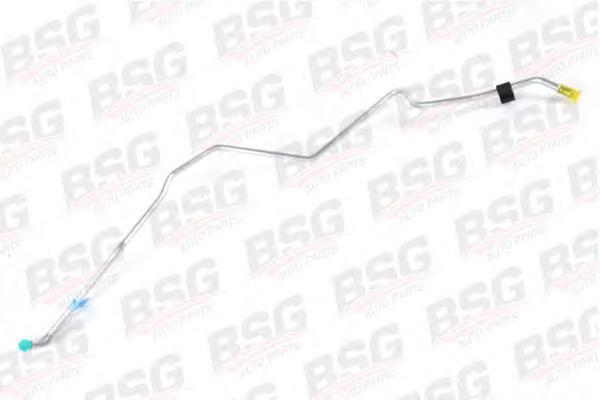BSG30725032 Трубка ГУР возвратная (бачок-рейка) / FORD Transit Duratorq TDCI 2.4 06~