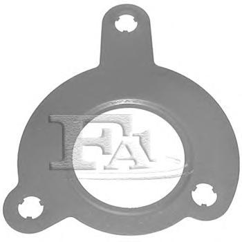 120989 Прокладка глушителя OPEL: ASTRA G Наклонная задняя часть 98-09, ASTRA G кабрио 01-05, ASTRA G купе 00-05, ASTRA G седан 9