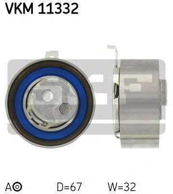 VKM11332 Ролик натяжной ремня ГРМ Audi A4/A6/A8 2.7TDI/3.0TDI 04