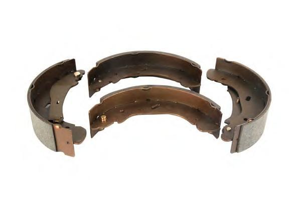 BSG30205005 Колодки тормозные барабанные / FORD Transit FWD (254x52) 2000~