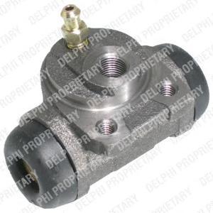 LW22132 Цилиндр торм.раб.PEUGEOT 106/206 1.0-1.9D 91-96