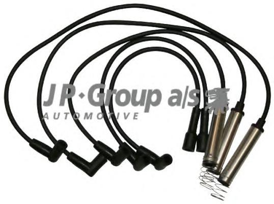 1292000710 Провода высоковольтные, комплект / OPEL Ascona-C,Astra-F,Kadett-E,Vectra-A 1.2/1.3/1.6S,N,SV,NZ,LZ