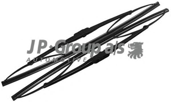 1198400216 Комплект щеток стеклоочистителя (400/400mm) / Audi, VW 75~91