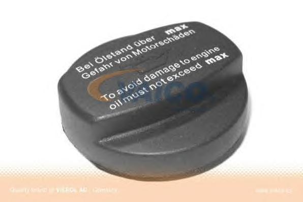 V300037 Крышка масл.горловины MERCEDES W124,201,202,210  (пластик)