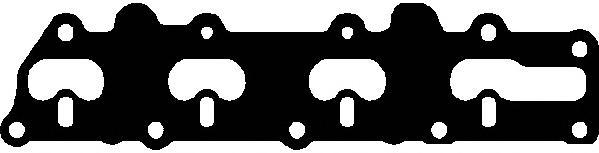 807791 Прокладка выпуск.коллектора OPEL 2.0/2.2 16V ECOTEC 94-