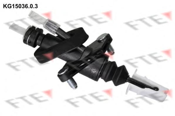 KG1503603 Главный цилиндр сцеп. OP Meriva -10