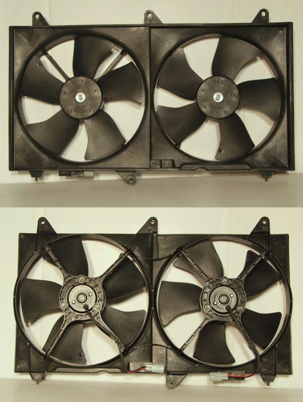 404611d Вентилятор охлаждения
