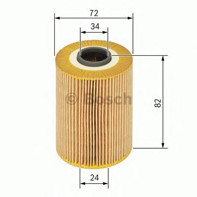 1457429197 Фильтр масляный CHRYSLER: NEON II 99-, PT CRUISER 00-  MINI: MINI 01-, MINI кабрио 04-