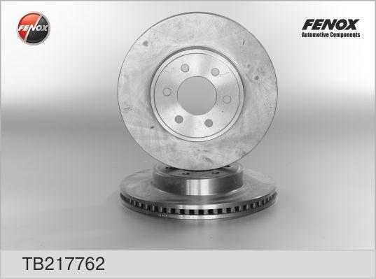 TB217762 Диск тормозной KIA SPORTAGE 2.0 94-03 передний