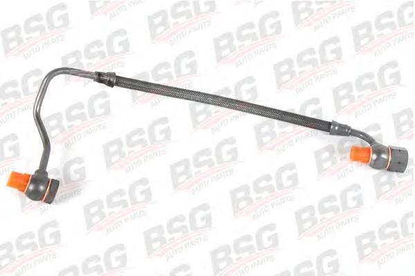 BSG30725044 Трубка маслопровода турбины-входная / FORD Transit 2,4 Duratorq 05~