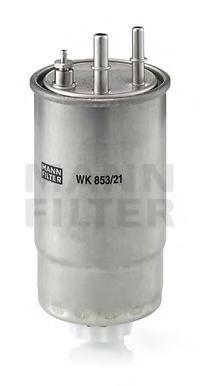 WK85321 Фильтр топливный FORD/FIAT/PEUGEOT/CITROEN/OPEL 1.3D-3.0D 04-