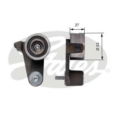 T41165 Натяжной ролик, ремень ГРМ