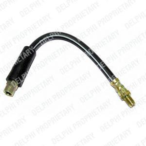 LH0215 Шланг тормозной AUDI A8 3.7-4.2 94-10 зад.лев./прав.