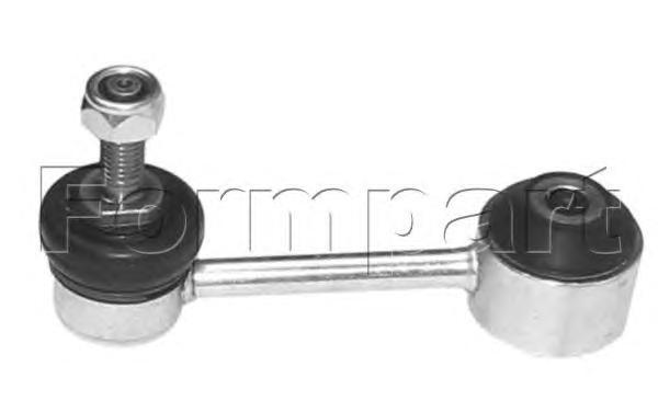1108022 Тяга стабилизатора задн 100мм AUDI: A6 04-