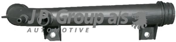 1214400200 Шланг системы охлаждения двигателя / Opel Vectra B