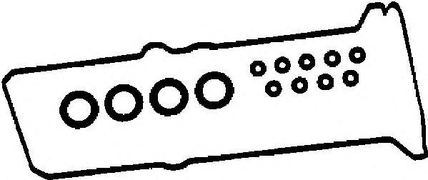 56025900 Комплект прокладок, крышка головки цилиндра
