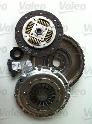 835035 Сцепление к-т +маховик AUDI A3 I/SKODA/VW GOLF V-VI/PASSAT VI 1.9TDI-2.0TDI 03-