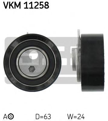 VKM11258 Ролик натяжной ремня ГРМ VW LT/Transporter. Volvo 850/S70 2.5TDI/SDI 96