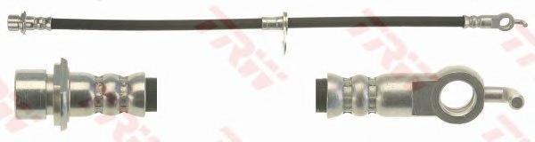 PHD1059 Шланг тормозной LEXUS RX 300/350/400 03- передний лев.
