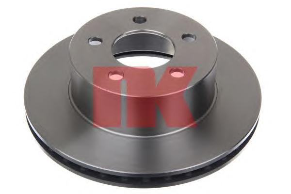 209306 Диск тормозной JEEP CHEROKEE 86-/GRAND CHEROKEE 91-99/WRANGLER передний D=280мм.