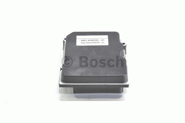 1265916807 Блок управления АBS BMW E60