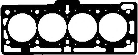 415255P Прокладка ГБЦ RENAULT Logan 1.4-1.6 04-