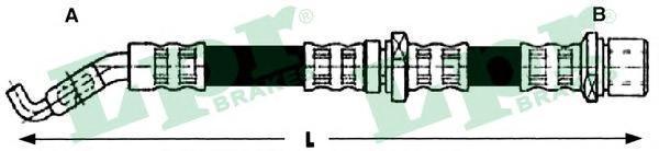 6T47690 Шланг тормозной SUBARU IMPREZA 94-00 передний левый
