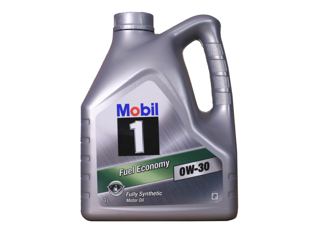 152563 Масло моторное 0W30 MOBIL 4л синтетика MOBIL 1 FUEL ECONOMY