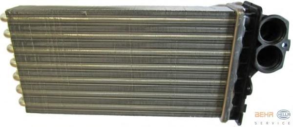 8fh351315551 Теплообменник, отопление салона