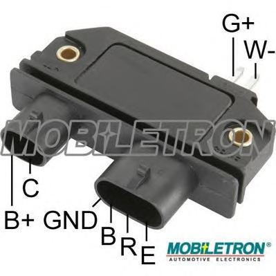 IGD1980HV Коммутатор системы зажигания DM1978150239IM-G17[OE 1989747, 10496541, 10496784, 10469931, 1987465] DAEWOO: GM, NISSAN: