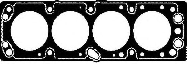 646071 Прокладка ГБЦ OPEL ASTRA/TIGRA/CORSA 1.4 X14XE/C14SEL 93-