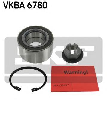 VKBA6780 Деталь VKBA6780 к-кт подшипника пеp.сту